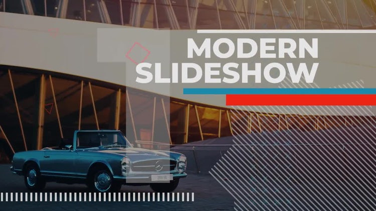 Urban Slideshow: Premiere Pro Templates