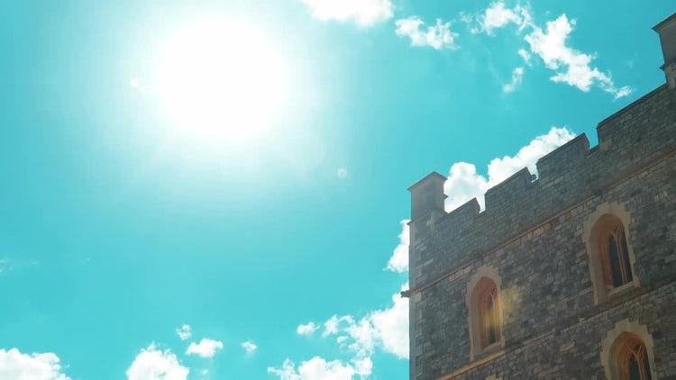 Windsor Castle : Stock Video