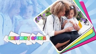 Project For Children: After Effects Templates