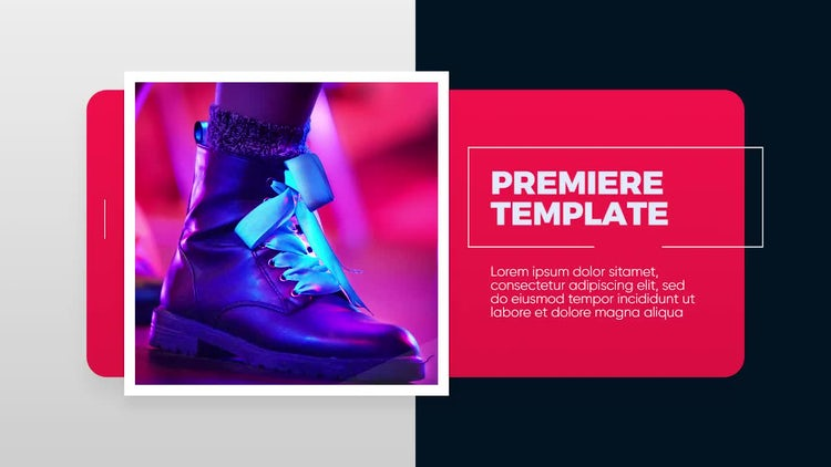 Attract - Corporate Promo: Premiere Pro Templates