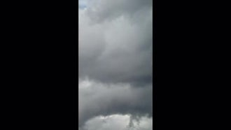 Rain Clouds  Vertical Orientation Pack: Stock Video