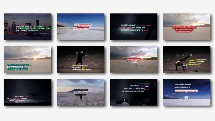 Social Media Titles Pack: Premiere Pro Templates