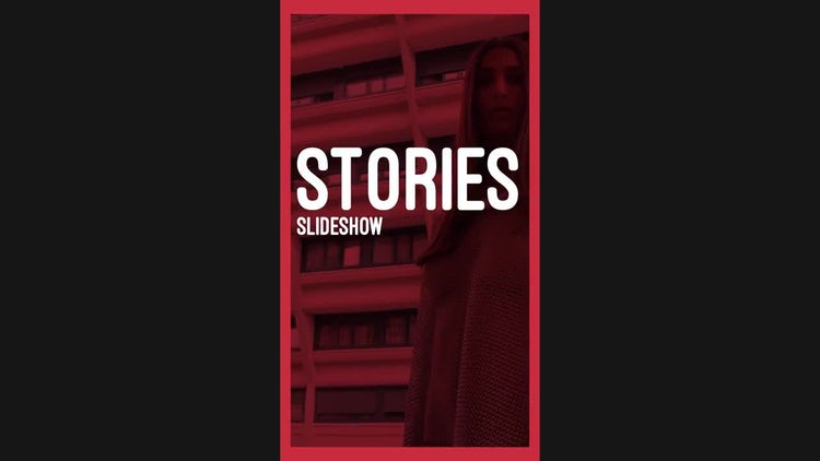 Instagram Stories Slidshow: Premiere Pro Templates