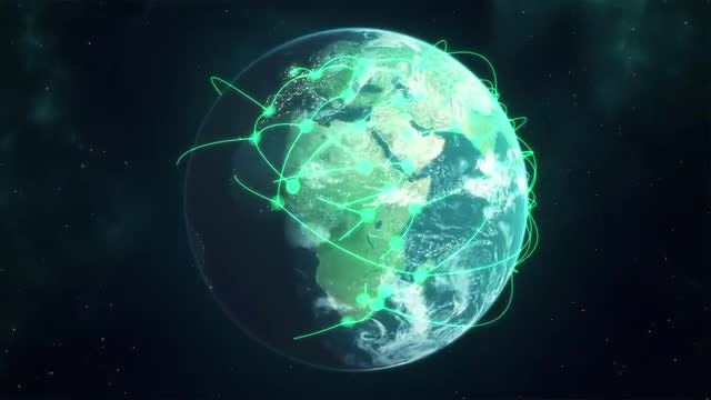 Networked Earth Pack: Stock Motion Graphics