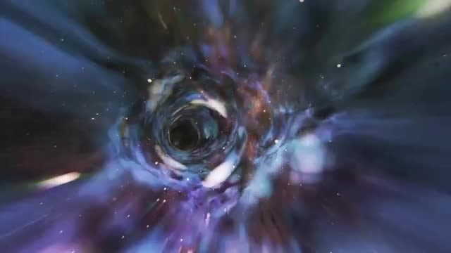Wormhole Travel 2: Stock Motion Graphics