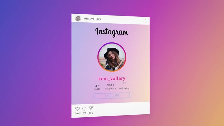 Instagram Short Promo: After Effects Templates