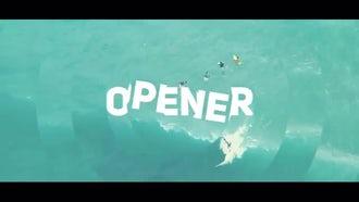 Hip-Hop Fast Logo Opener: Premiere Pro Templates