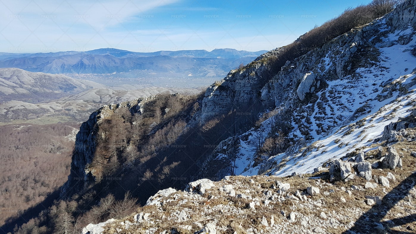 Cervati Mountain: Stock Photos