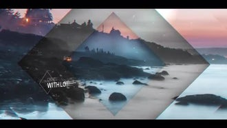 Atmospheric Slideshow: After Effects Templates