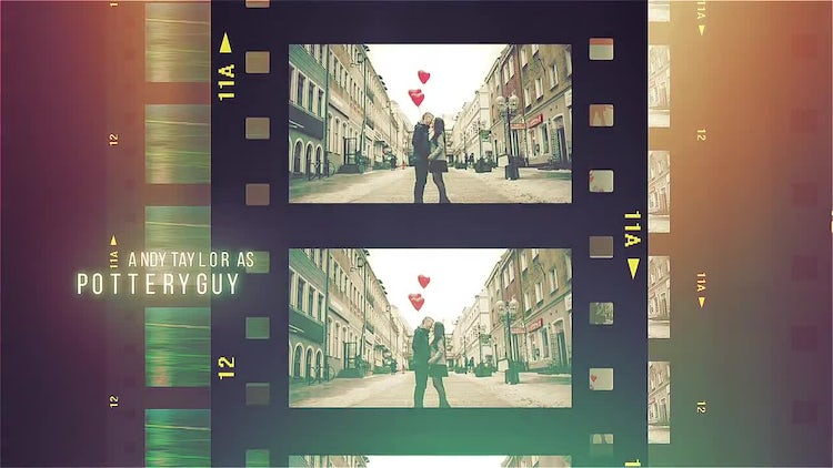 Film Titles Opener: After Effects Templates