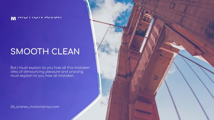Modern Promo - Clean Corporate: After Effects Templates