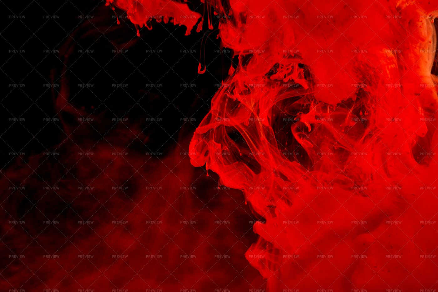 Abstract Red Shapes: Stock Photos