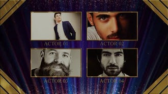 Awards Package: After Effects Templates