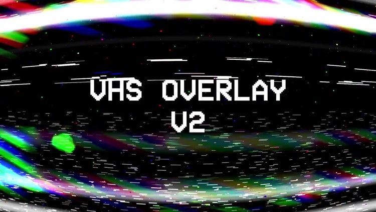 VHS V.2: Motion Graphics