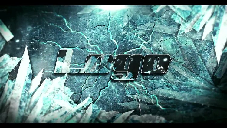 Ice Epic Logo: After Effects Templates