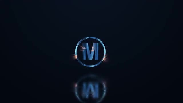 Modern Shiny Logo: After Effects Templates