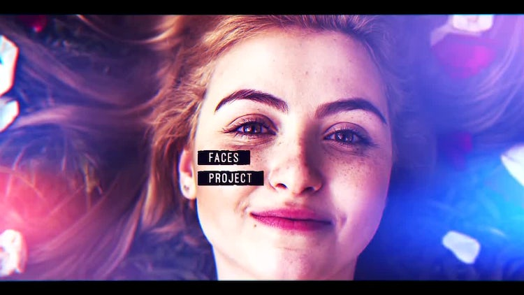 Faces Project: After Effects Templates
