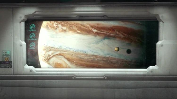 Spaceship Window Pack 2: Stock Motion Graphics