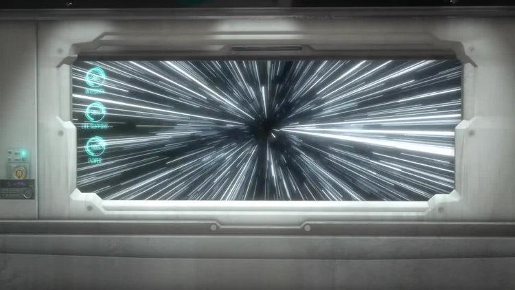 Spaceship Window Pack 3: Motion Graphics