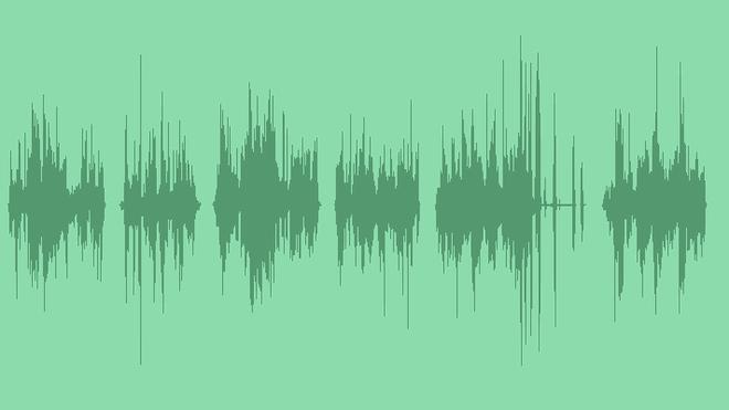 Glitch Voltage Pack: Sound Effects