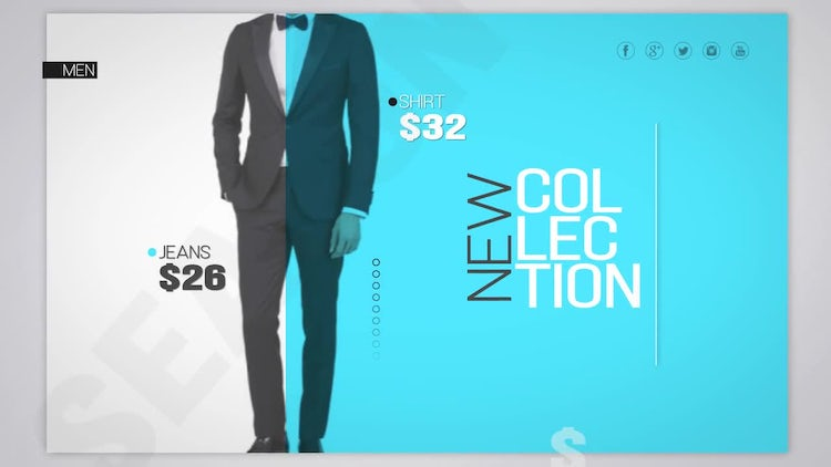 Online Market: After Effects Templates
