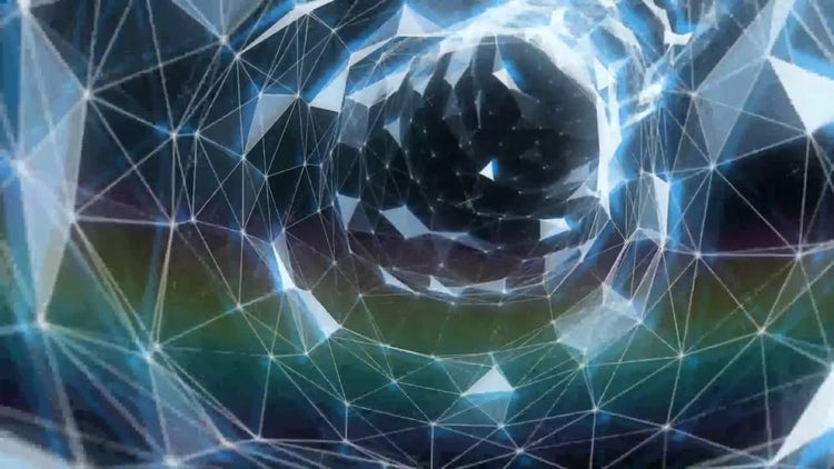 Digital Wormhole Pack: Stock Motion Graphics