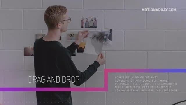 Clear Corporate Slideshow: Premiere Pro Templates
