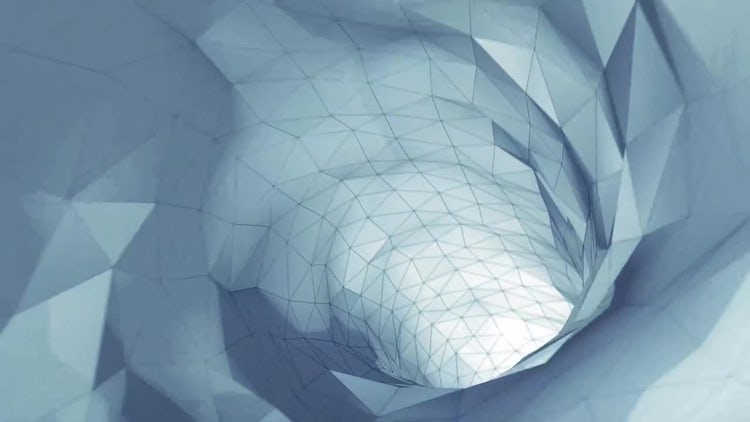 Geometric Wormhole Pack: Stock Motion Graphics