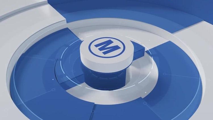 Tech Logo Opener: After Effects Templates