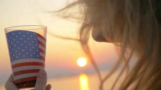 Taste American Life: Stock Video