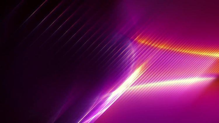 Abstract 80s Retro Space Background: Motion Graphics