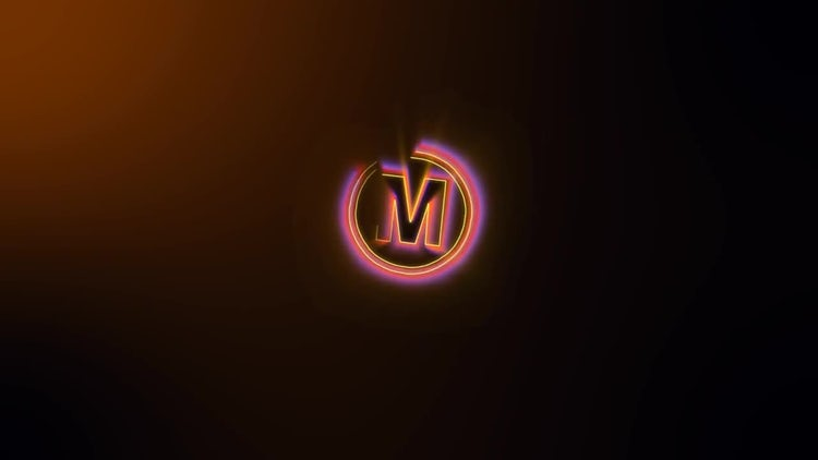 Light Stroke Logo Intro: After Effects Templates