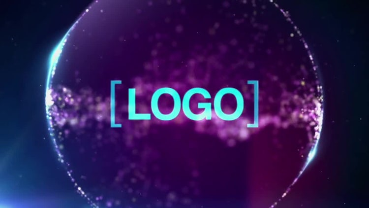 Orb Logo: After Effects Templates