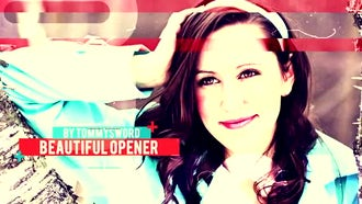 Beautiful Opener: After Effects Templates