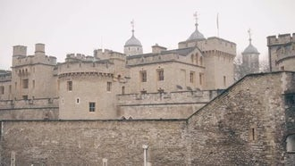 The Tower Of London England: Stock Video