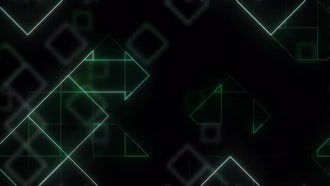 Hi-Tech Background: Motion Graphics