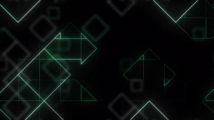 Hi-Tech Background: Motion Graphics