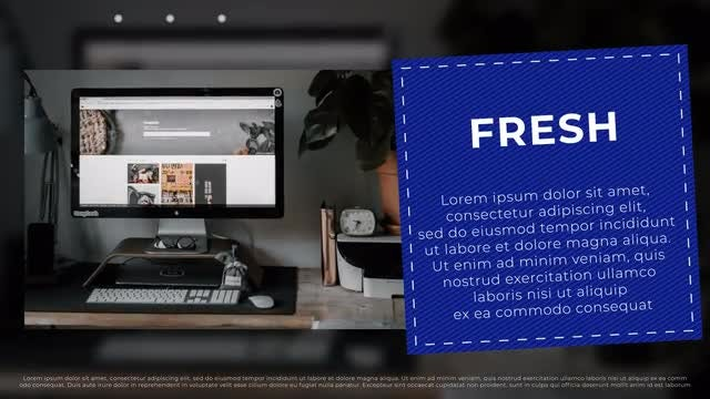 Creative Promo: After Effects Templates