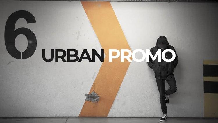 Dynamic Urban Promo: Premiere Pro Templates