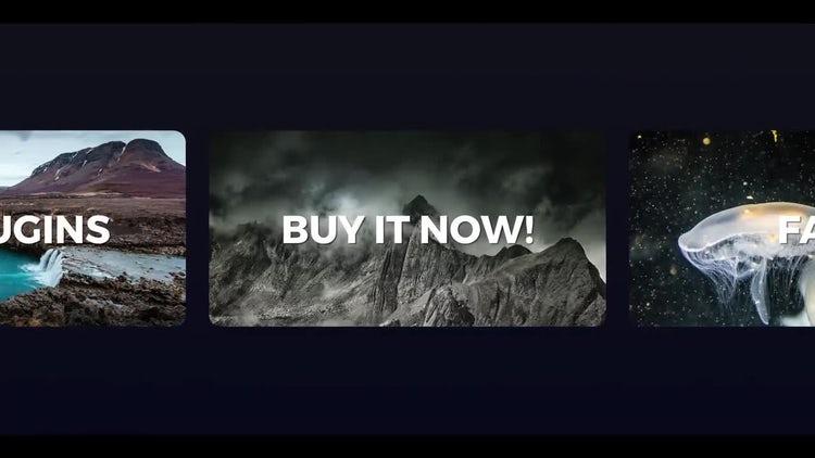 Dynamic Opener Slideshow Intro Logo: Premiere Pro Templates