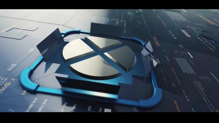 Hitech Logo: Premiere Pro Templates