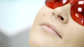 Woman Examined By A Dentist : Stock Video