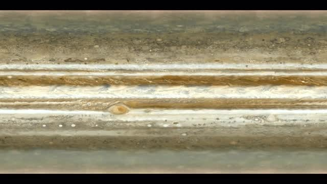 Animated Jupiter Texture: Stock Motion Graphics