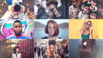 Dynamic Intro Pack: After Effects Templates