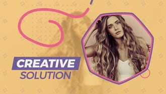 Colorful Slideshow: After Effects Templates