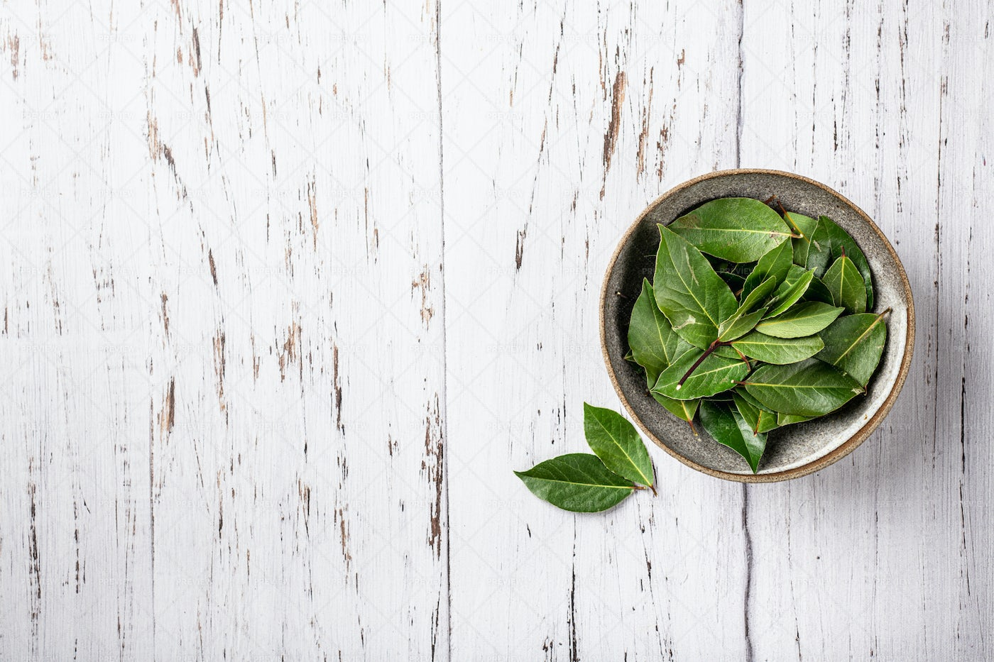 Bay Leaves: Stock Photos