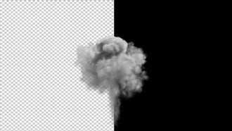 Smoke Explosion 2: Motion Graphics