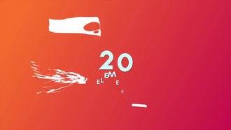 2D Paint Splatter Fx Pack: Motion Graphics