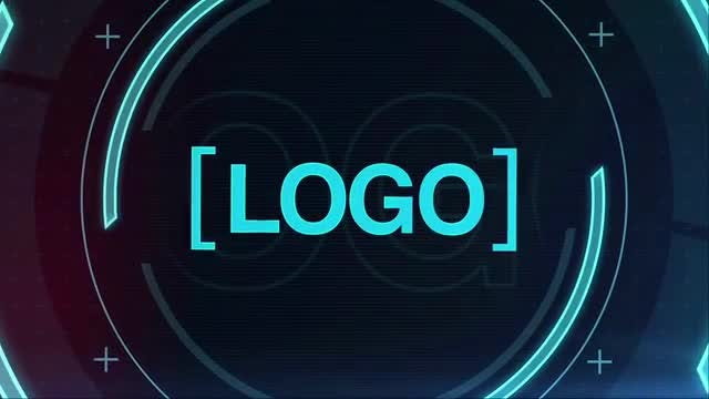 Tech Logo: After Effects Templates