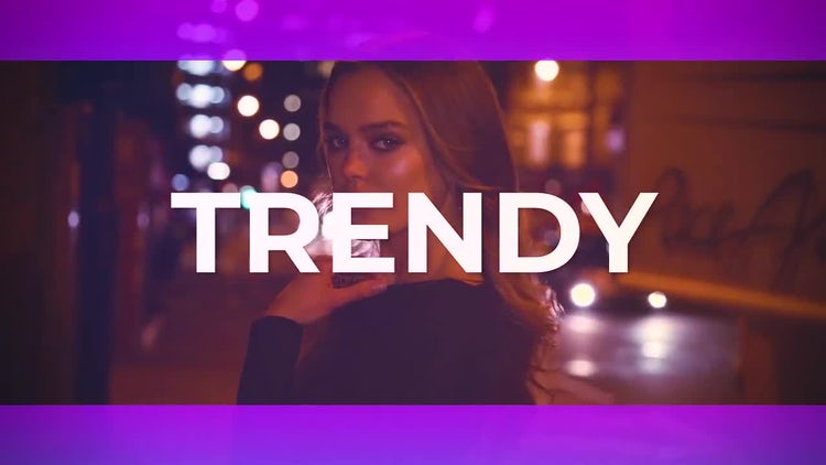 Colorful Fashion Slideshow: Premiere Pro Templates
